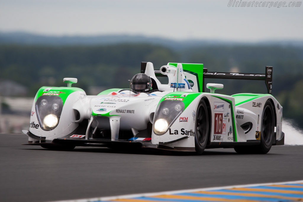 Pescarolo 03 Judd - Chassis: 03-01   - 2012 Le Mans Test