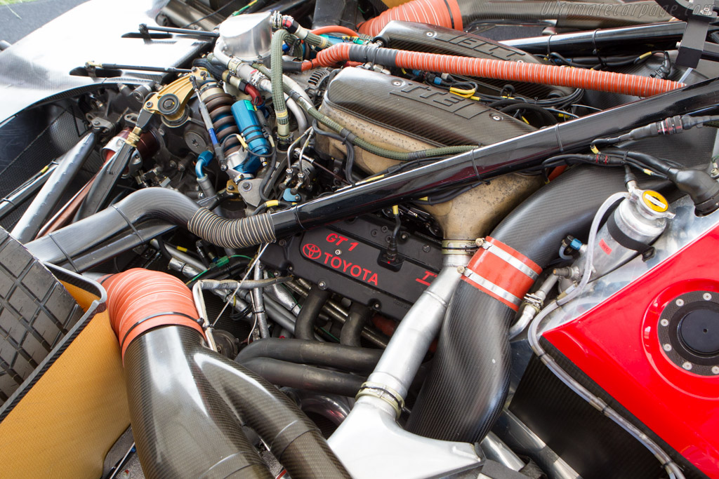 Toyota GT-One - Chassis: LM907   - 2013 Goodwood Festival of Speed