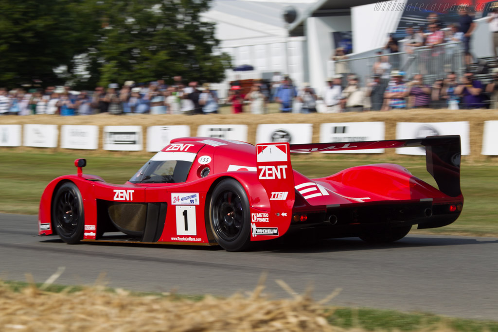 toyota gt one chassis lm907 2013 goodwood festival of speed. Black Bedroom Furniture Sets. Home Design Ideas