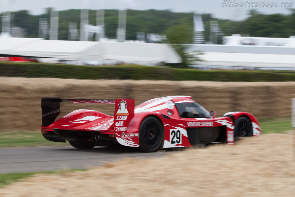 Toyota GT-One - Chassis: LM802   - 2009 Goodwood Festival of Speed