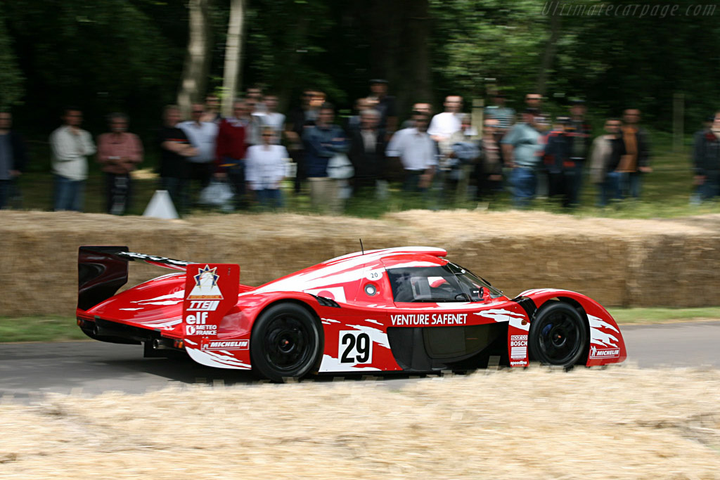 Toyota GT-One - Chassis: LM802   - 2007 Goodwood Festival of Speed