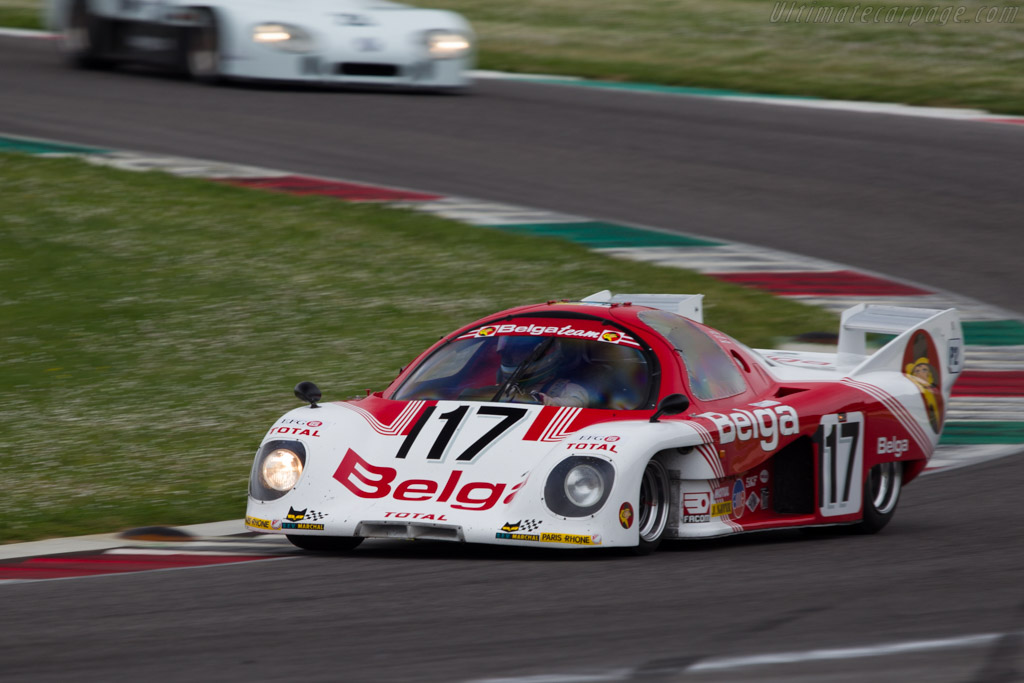 Rondeau M378 Cosworth - Chassis: M378/001   - 2014 Mugello Classic