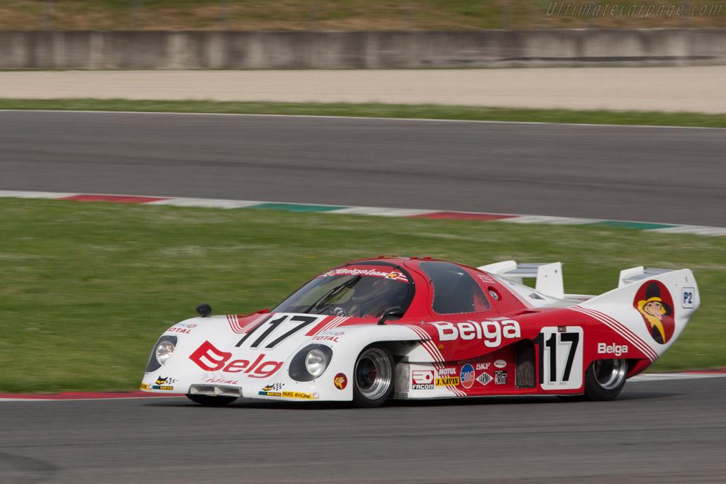 Rondeau M378 Cosworth - Chassis: M378/001   - 2014 Mugello Classic