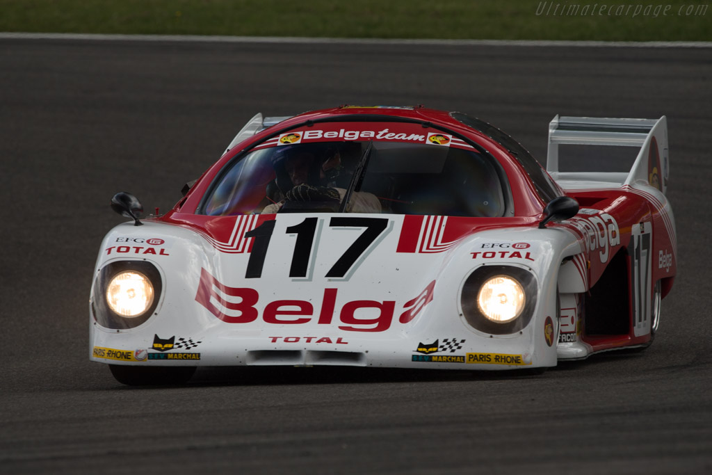 Rondeau M378 Cosworth - Chassis: M378/001   - 2014 Spa Classic