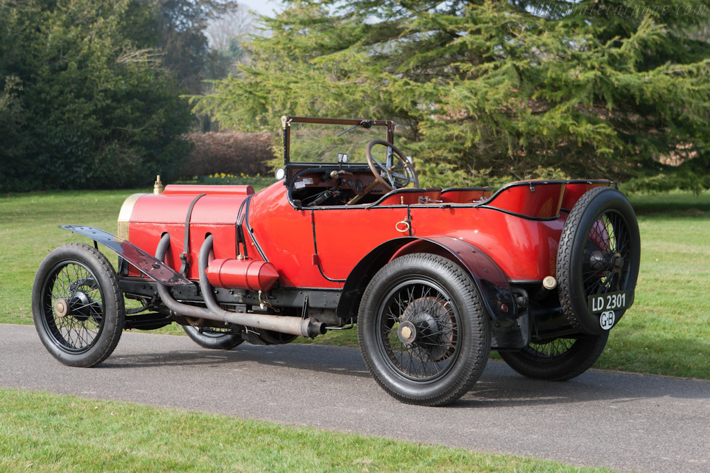 Itala 100hp Grand Prix - Chassis: 871   - 2012 Goodwood Preview
