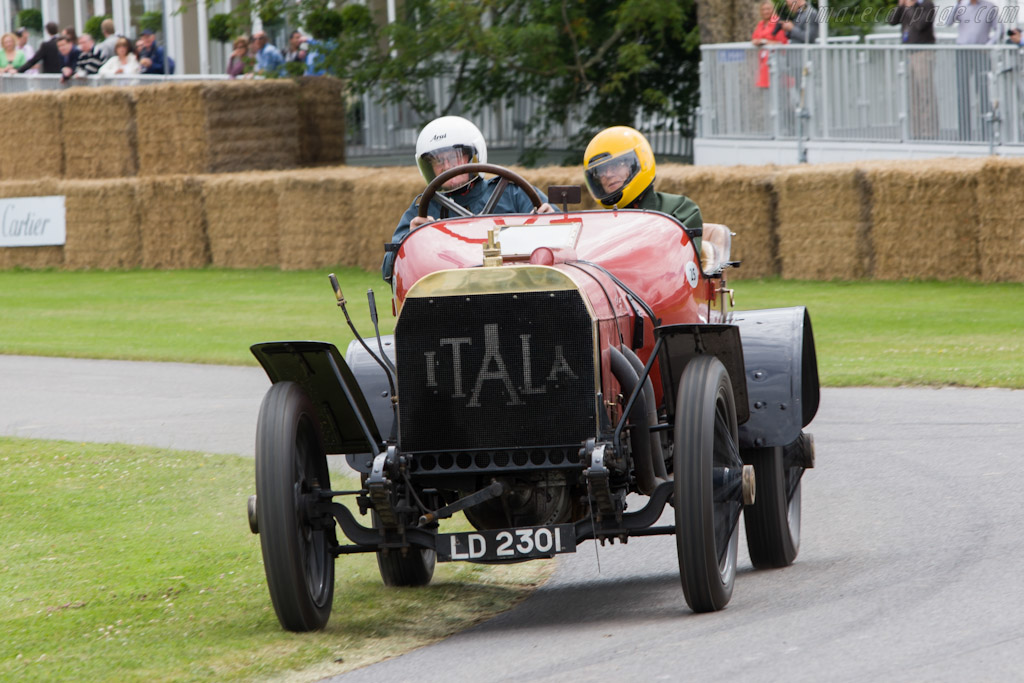 Itala 100hp Grand Prix - Chassis: 871   - 2008 Goodwood Festival of Speed