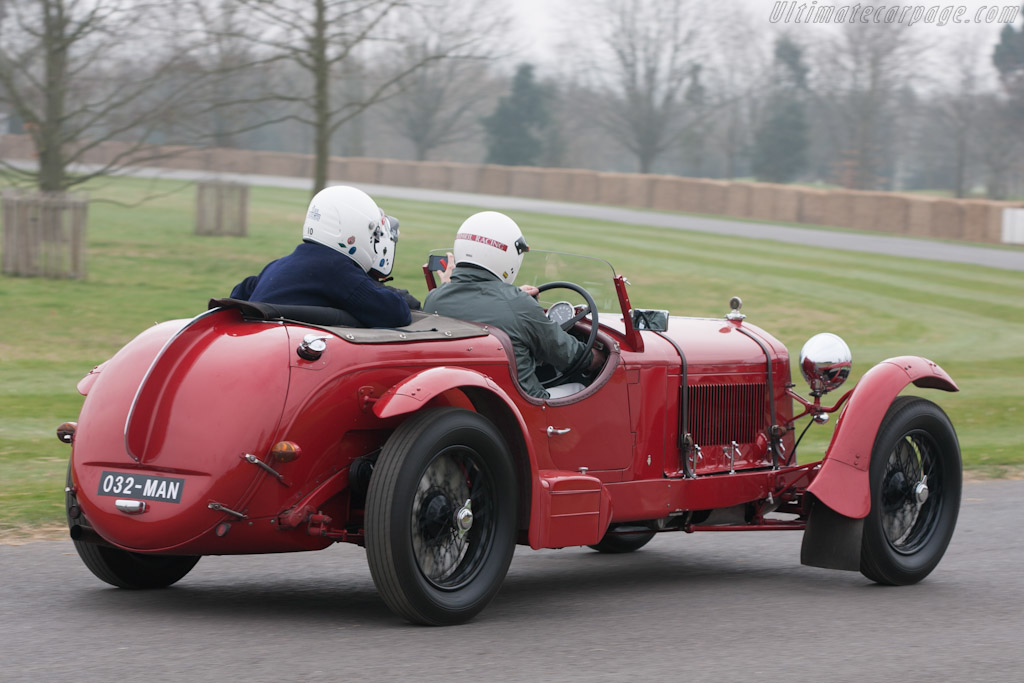 Alfa Romeo 8C 2300 Touring Le Mans - Chassis: 2211065  - 2012 Goodwood Preview