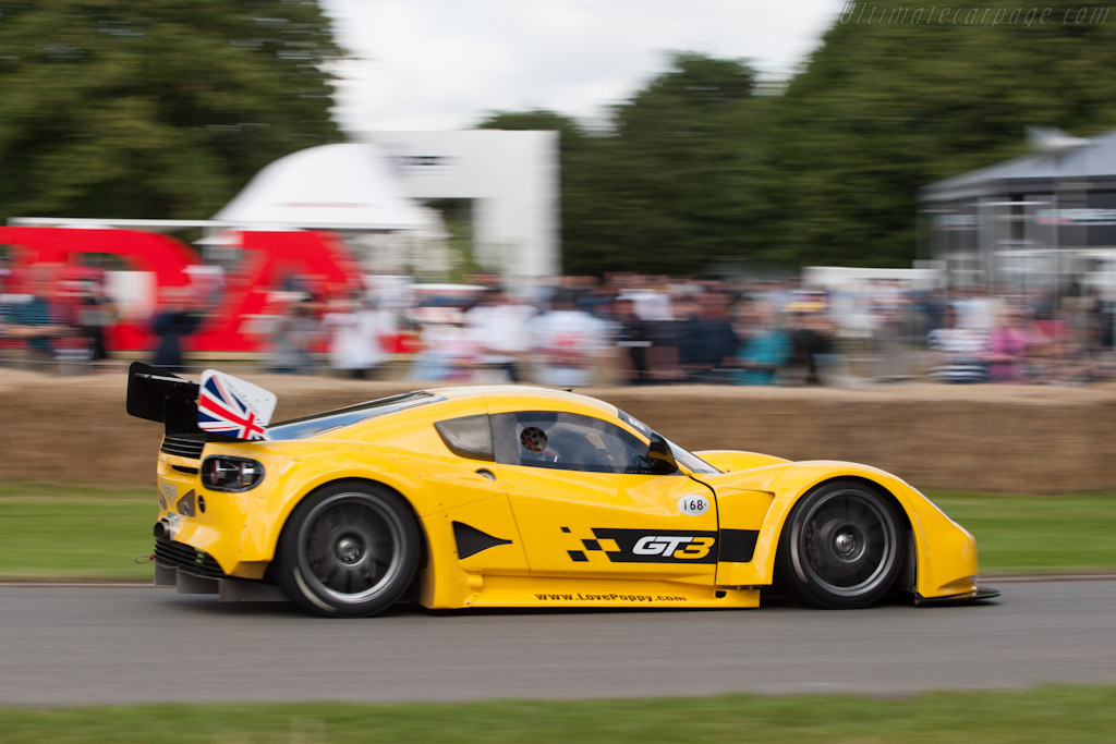 Chevron GT3    - 2012 Goodwood Festival of Speed