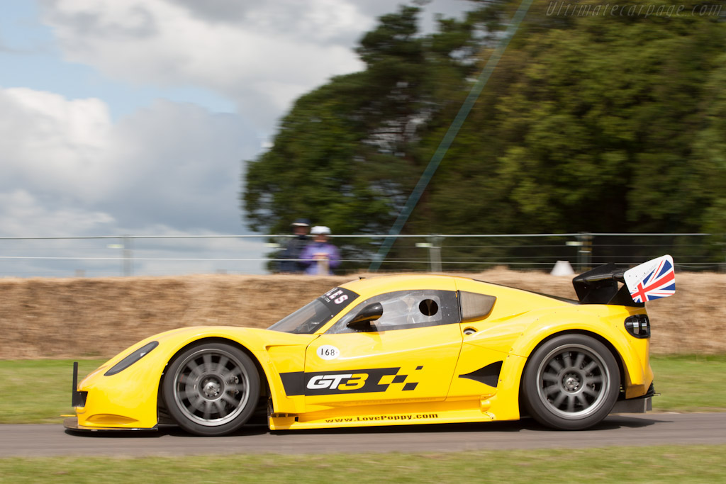 Chevron GT3    - 2012 Goodwood Festival of Speed