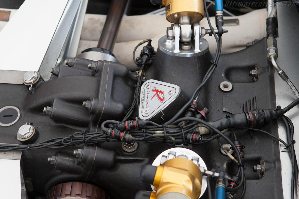 Pagani Zonda R Evoluzione - Chassis: ZR00   - 2012 Goodwood Festival of Speed