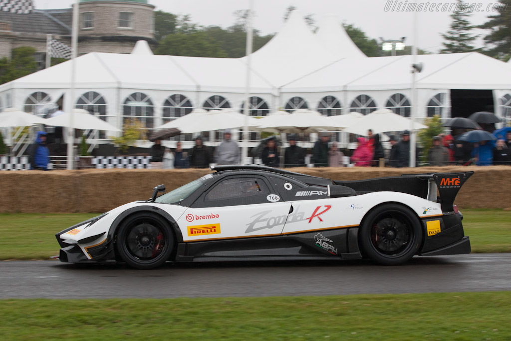 Pagani Zonda R Evoluzione - Chassis: ZR00   - 2012 Goodwood Festival of Speed
