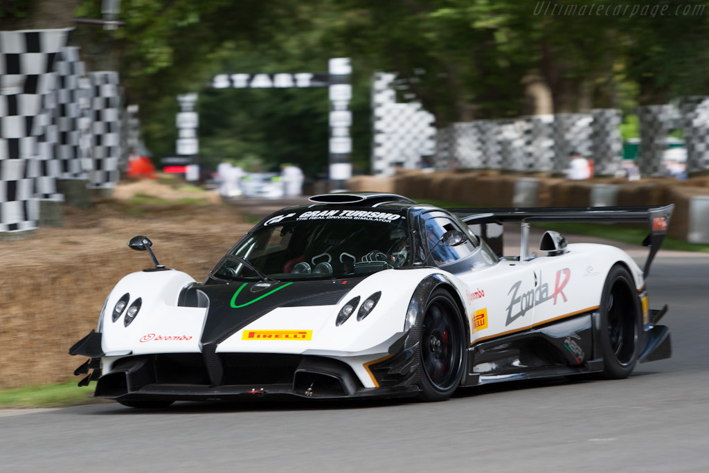2012 Pagani Zonda R Evoluzione - Images, Specifications and Information