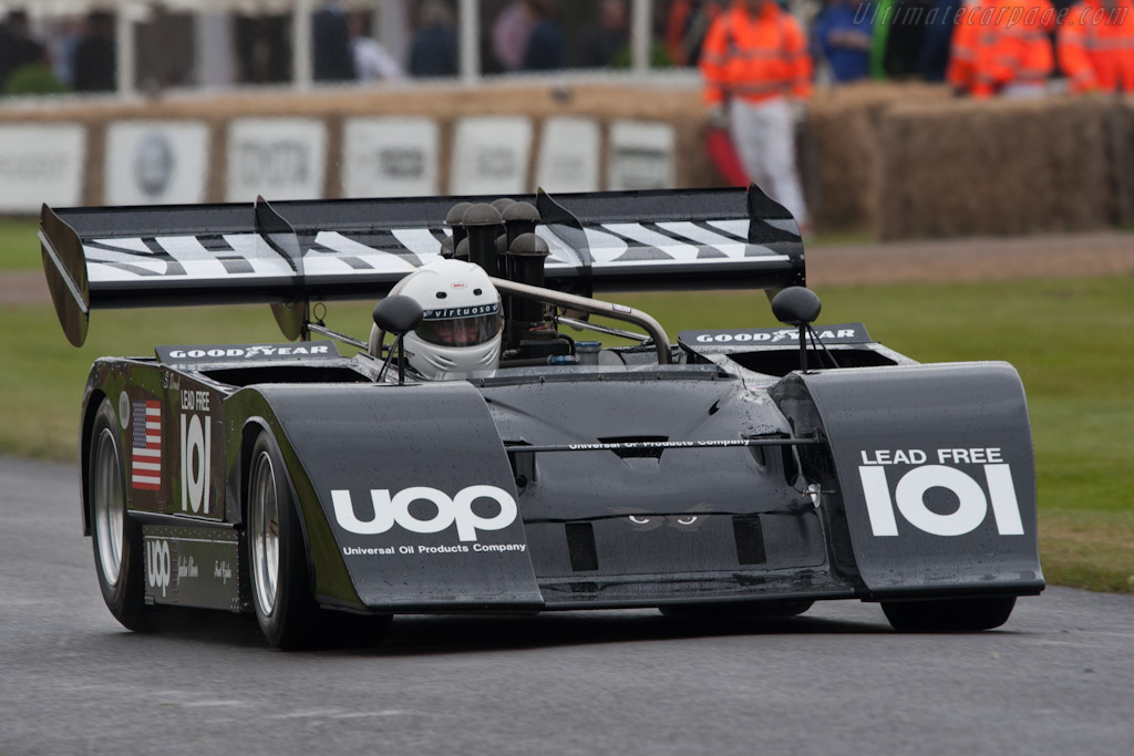 Shadow Mk III Chevrolet - Chassis: 71-1   - 2012 Goodwood Festival of Speed
