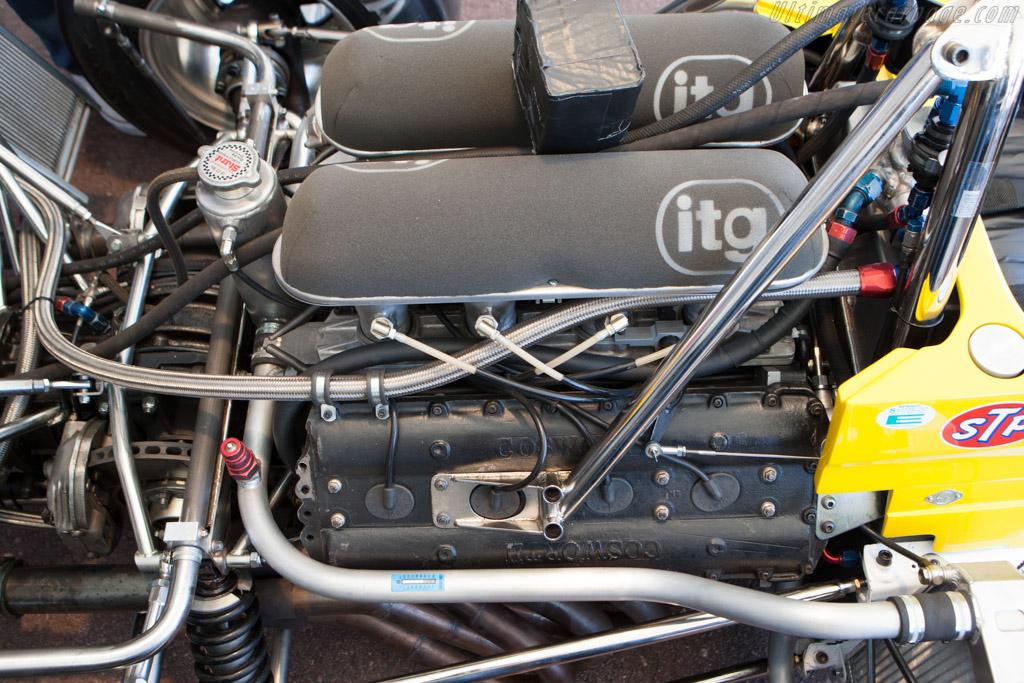 March 721G Cosworth - Chassis: 721G-1   - 2012 Monaco Historic Grand Prix