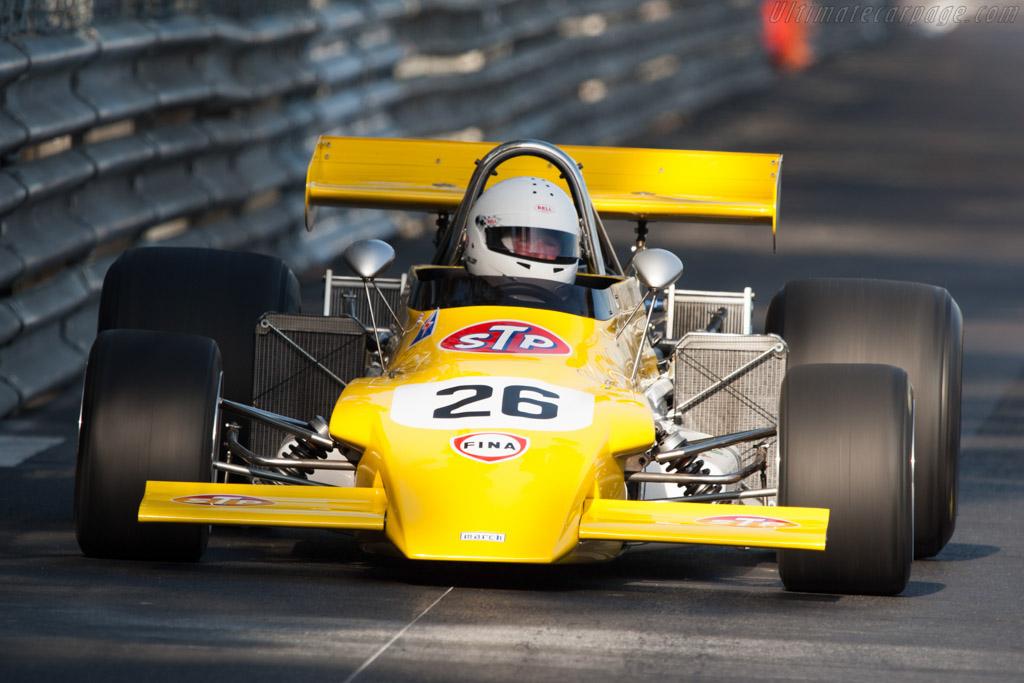 March 721G Cosworth - Chassis: 721G/1  - 2012 Monaco Historic Grand Prix