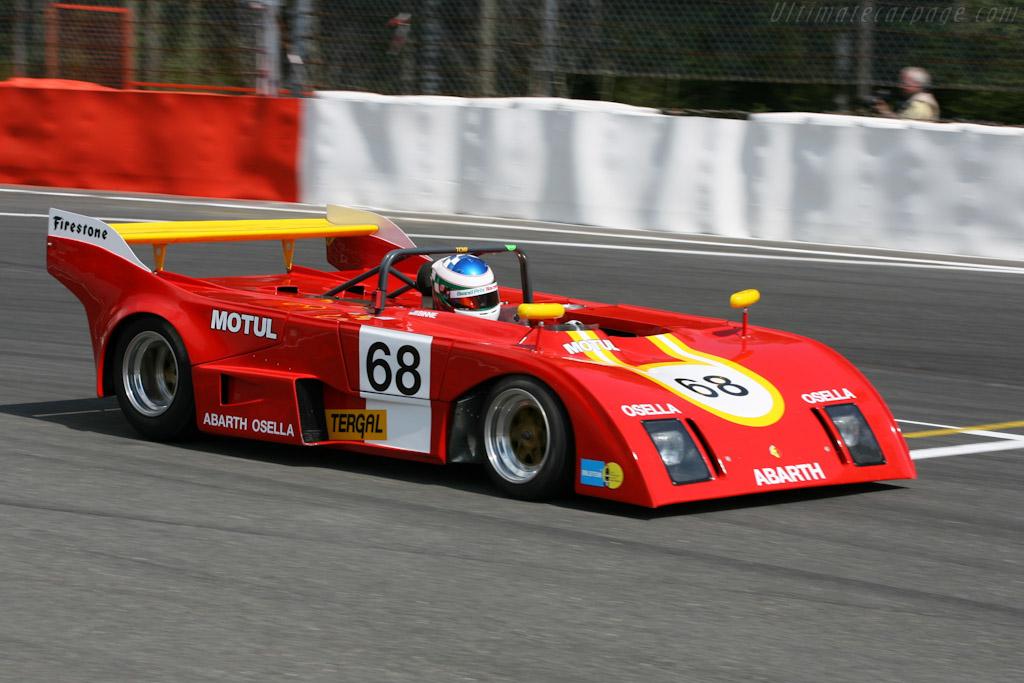 Abarth-Osella PA1 - Chassis: PA1-08  - 2005 Le Mans Endurance Series Spa 1000 km