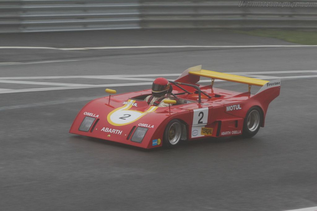 Abarth-Osella PA1 - Chassis: PA1-08   - 2005 Le Mans Endurance Series Spa 1000 km