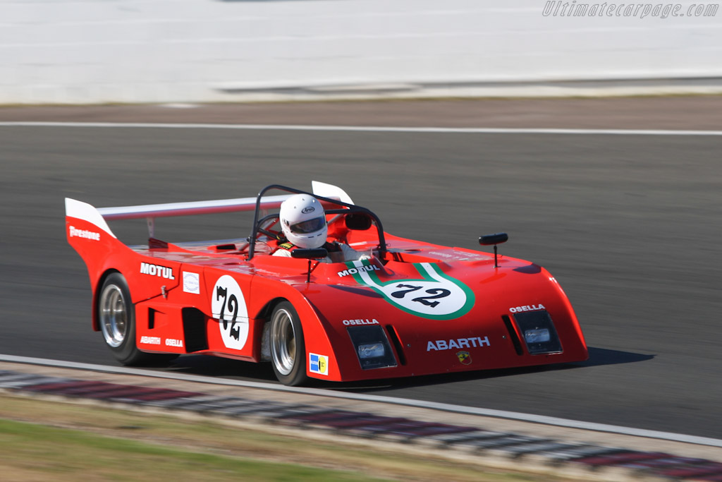 Abarth-Osella PA1 - Chassis: PA1-04   - 2007 Le Mans Series Silverstone 1000 km