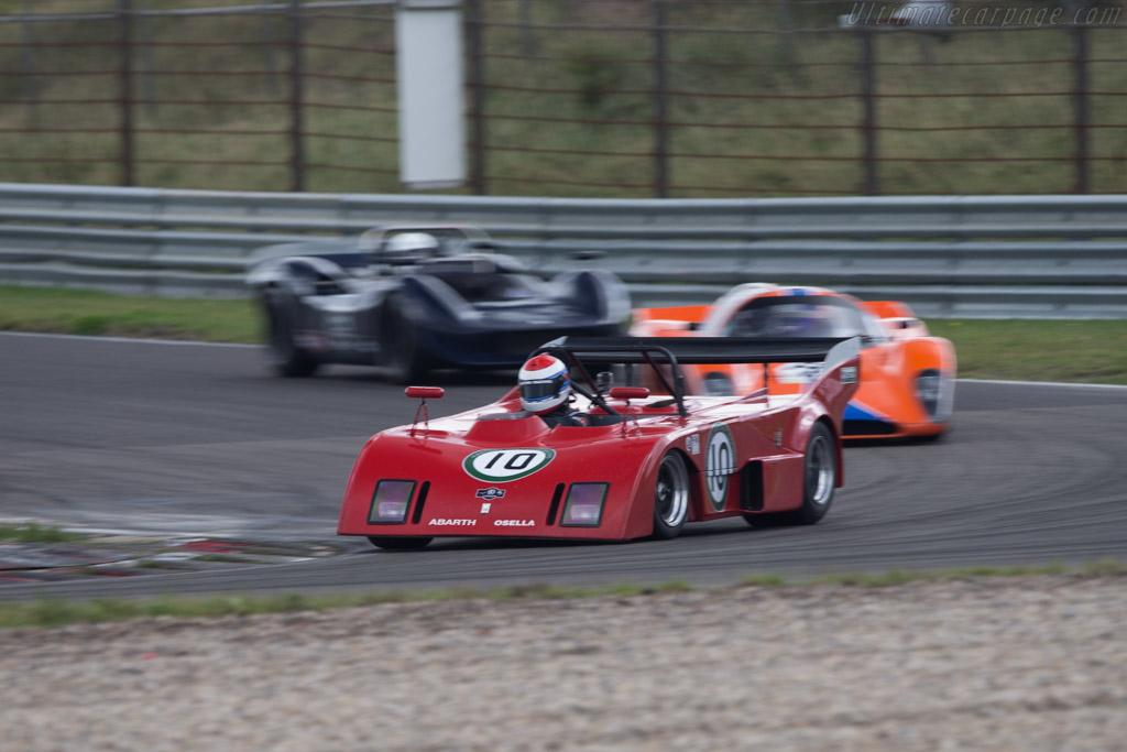 Abarth-Osella PA1 - Chassis: PA1-09   - 2014 Historic Grand Prix Zandvoort