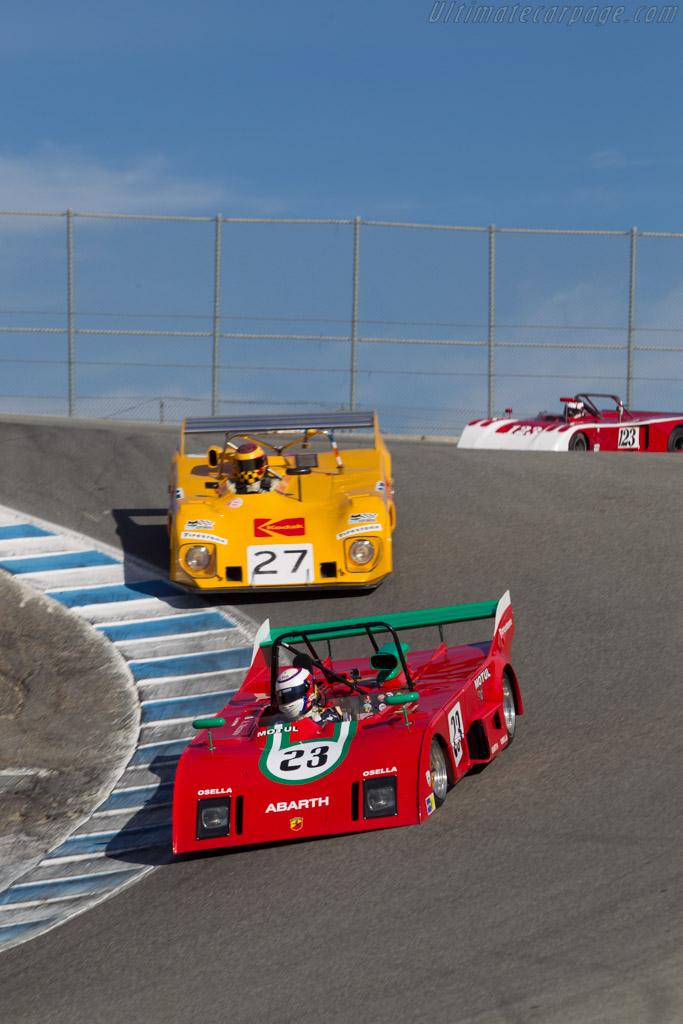 Abarth Osella Pa1 Chassis Pa1 04 2014 Monterey