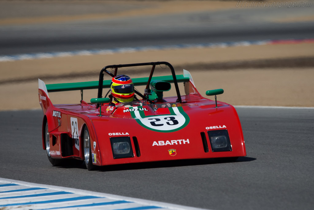 Abarth-Osella PA1 - Chassis: PA1-04   - 2014 Monterey Motorsports Reunion