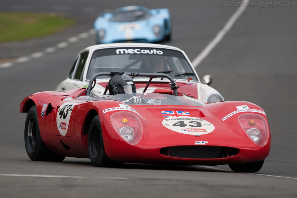 Nomad Mk 2 BRM - Chassis: 002   - 2012 Le Mans Classic