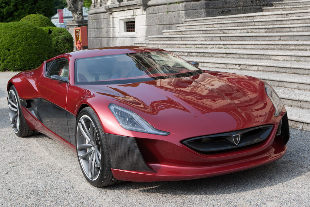 Click here to open the Rimac Concept_One gallery