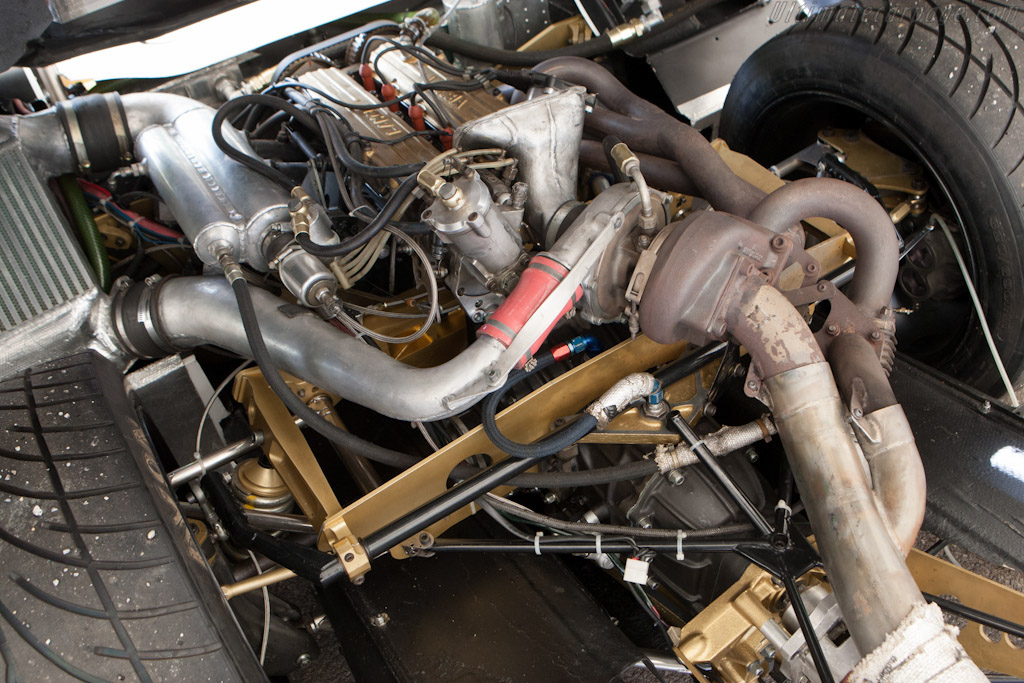 Lancia LC1 - Chassis: 0003   - 2012 Goodwood Festival of Speed