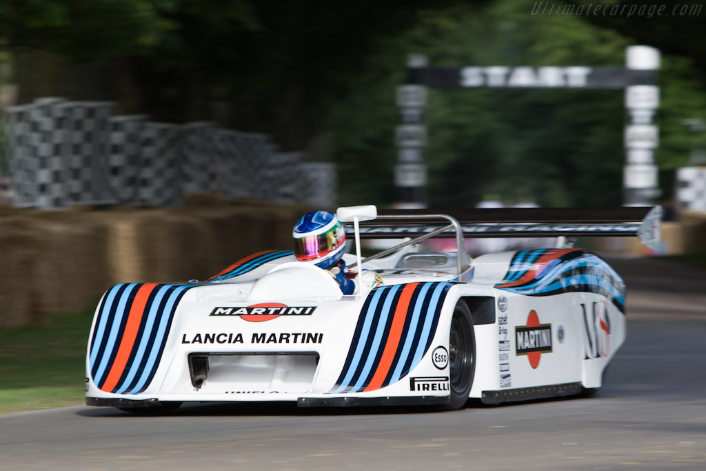 Lancia LC1 - Chassis: 0003   - 2008 Goodwood Festival of Speed