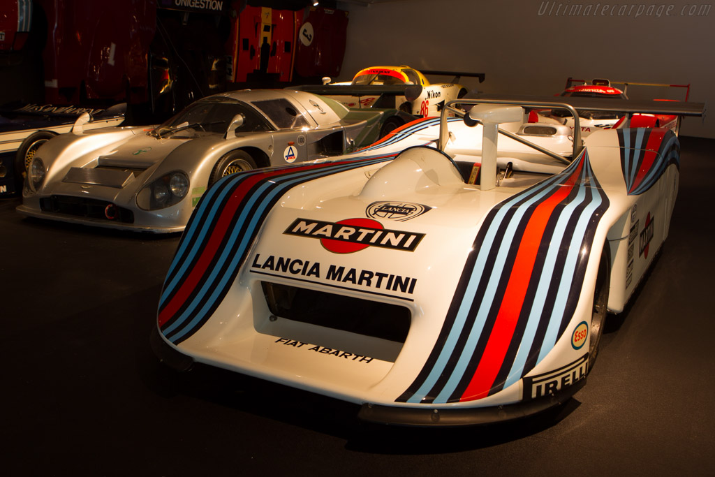 Lancia LC1 - Chassis: 0001   - The Louwman Museum