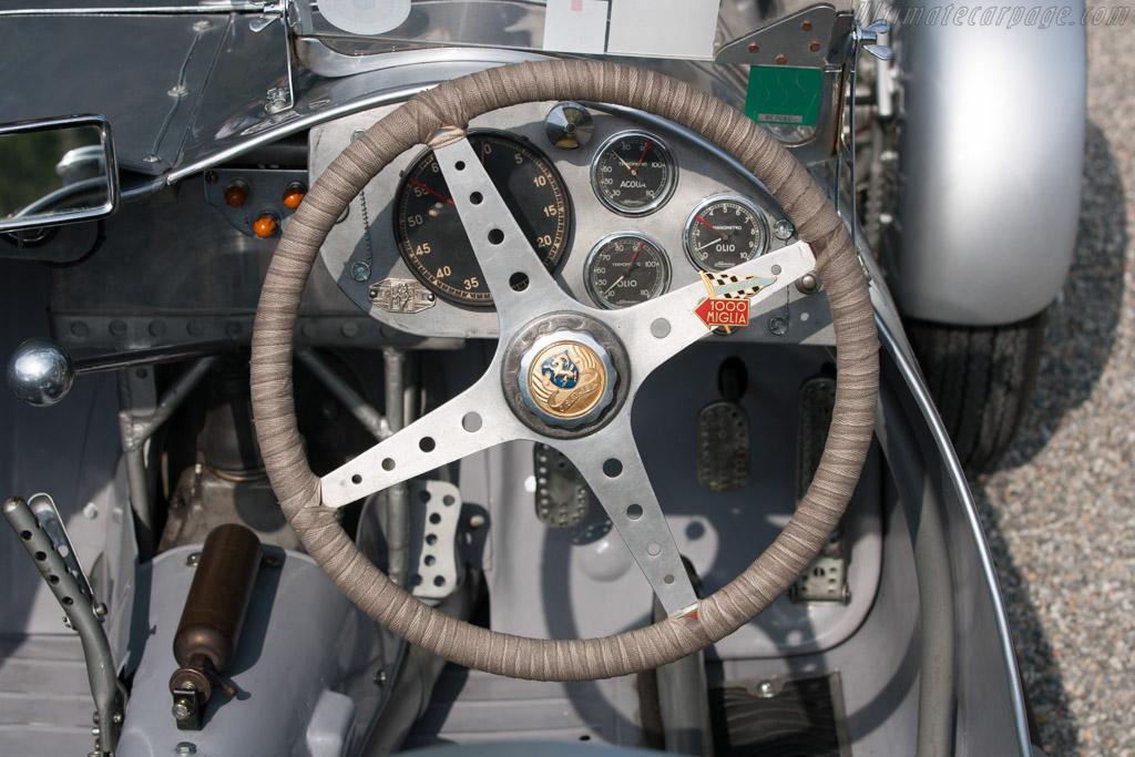 Cisitalia-Abarth 204A Motto Spider - Chassis: 04   - 2012 Concorso d'Eleganza Villa d'Este