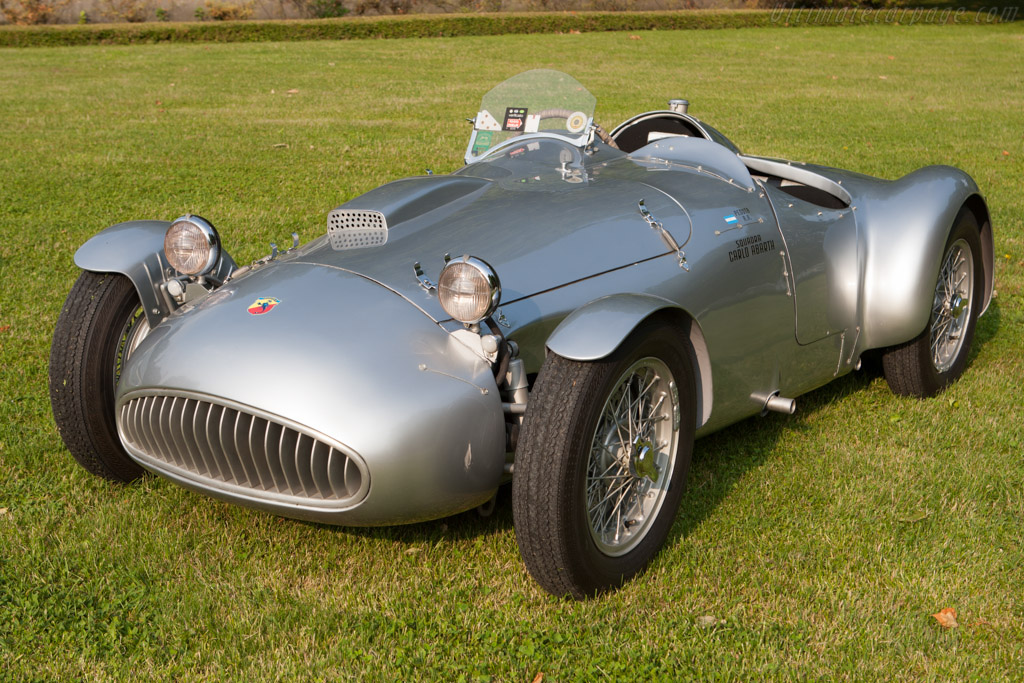 Click here to open the Cisitalia-Abarth 204A Motto Spider gallery