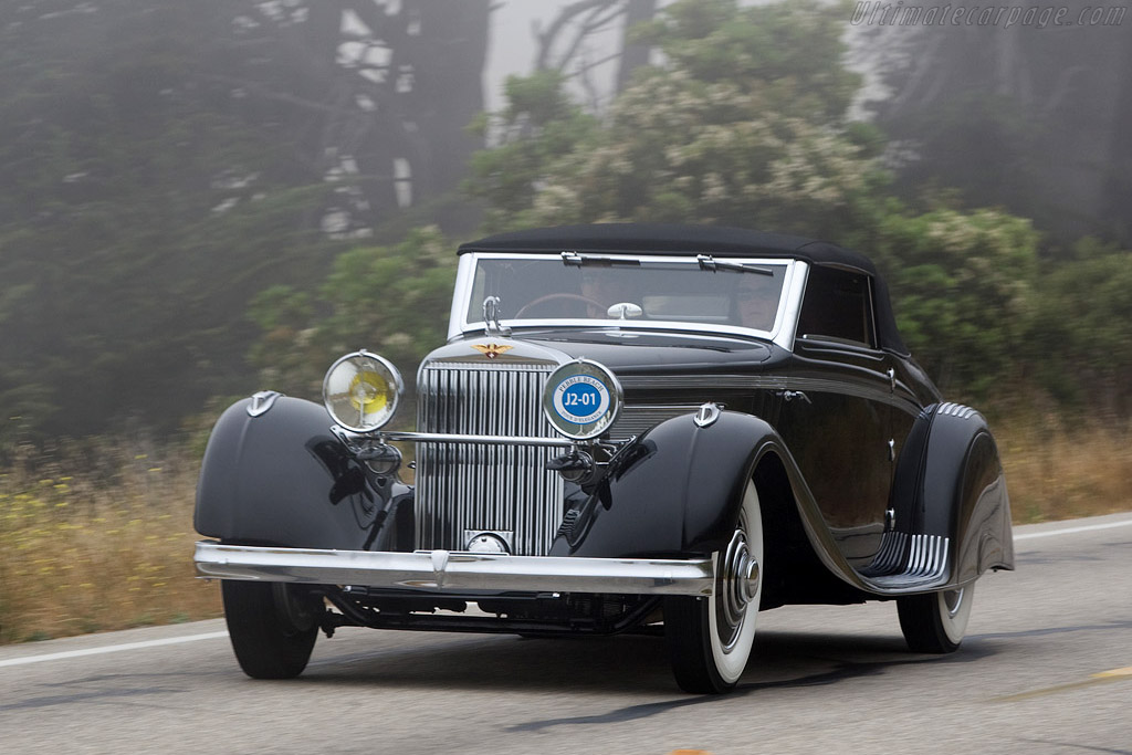 Hispano Suiza K6 Brandone Cabriolet - Chassis: 16035   - 2008 Pebble Beach Concours d'Elegance