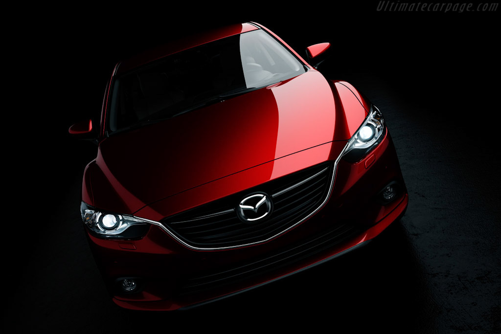 Click here to open the Mazda 6 gallery