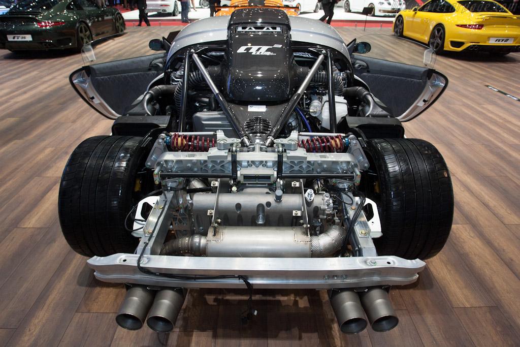RUF CTR 3 Clubsport    - 2012 Geneva International Motor Show