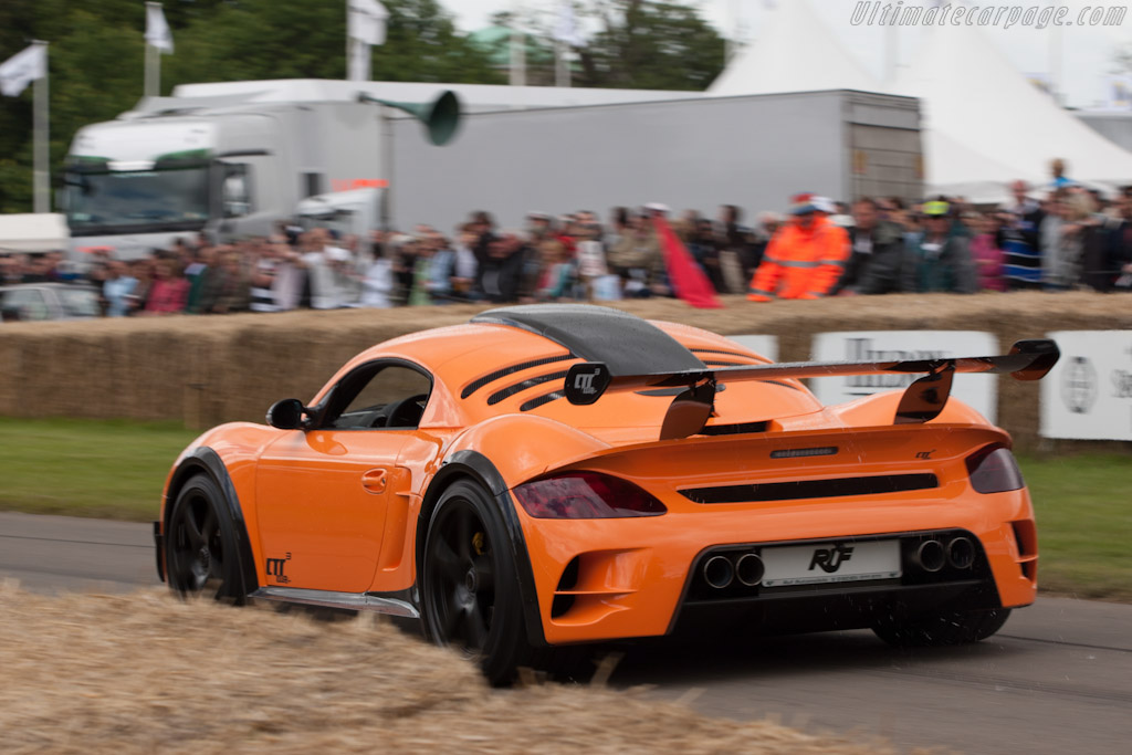 RUF CTR 3 Clubsport    - 2012 Goodwood Festival of Speed