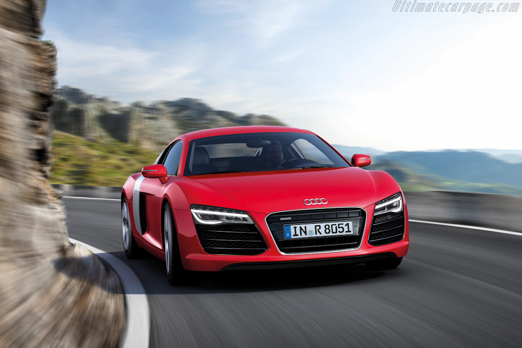 Click here to open the Audi R8 V8 gallery