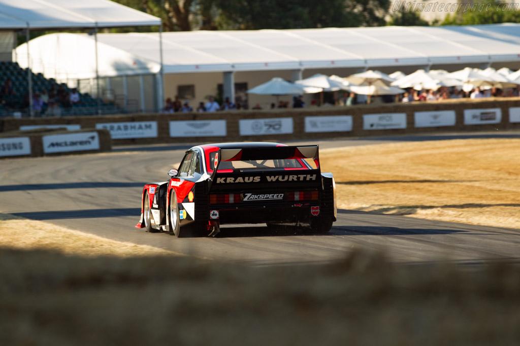 Ford Zakspeed Capri - Chassis: ZAK-G5C-002/80   - 2018 Goodwood Festival of Speed