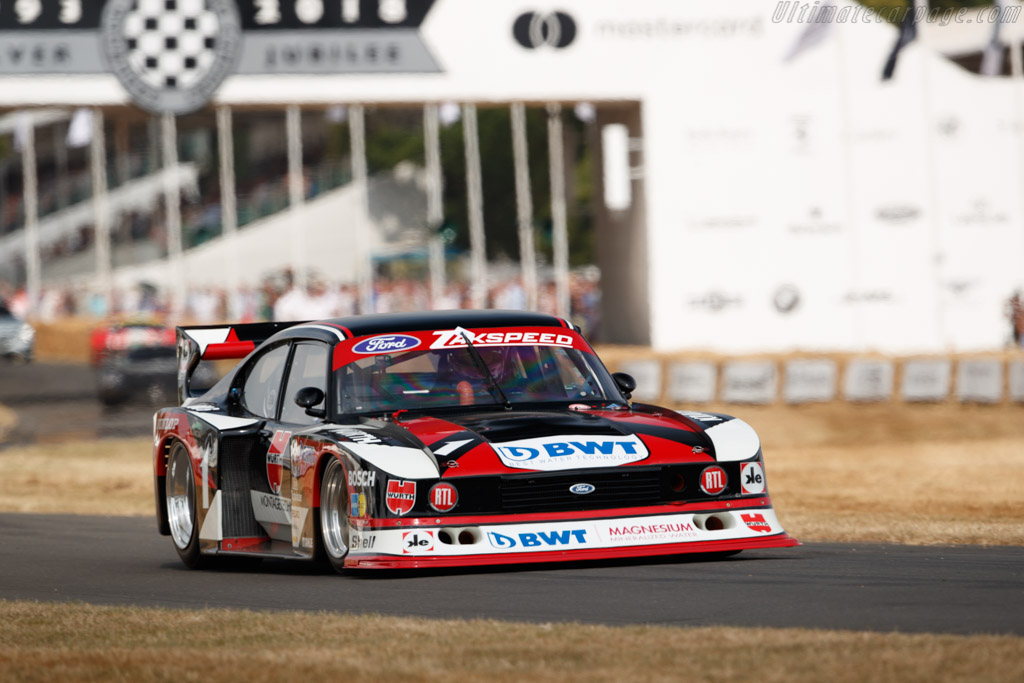 Ford Zakspeed Capri - Chassis: ZAK-G5C-002/80   - 2018 Goodwood Festival of Speed