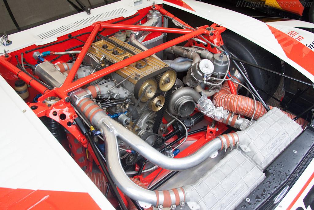 Ford Zakspeed Capri - Chassis: ZAK-G5C-001/81   - 2012 Goodwood Festival of Speed