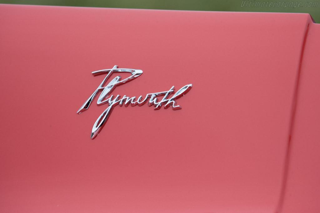 Plymouth XNR   - 2011 Pebble Beach Concours d'Elegance