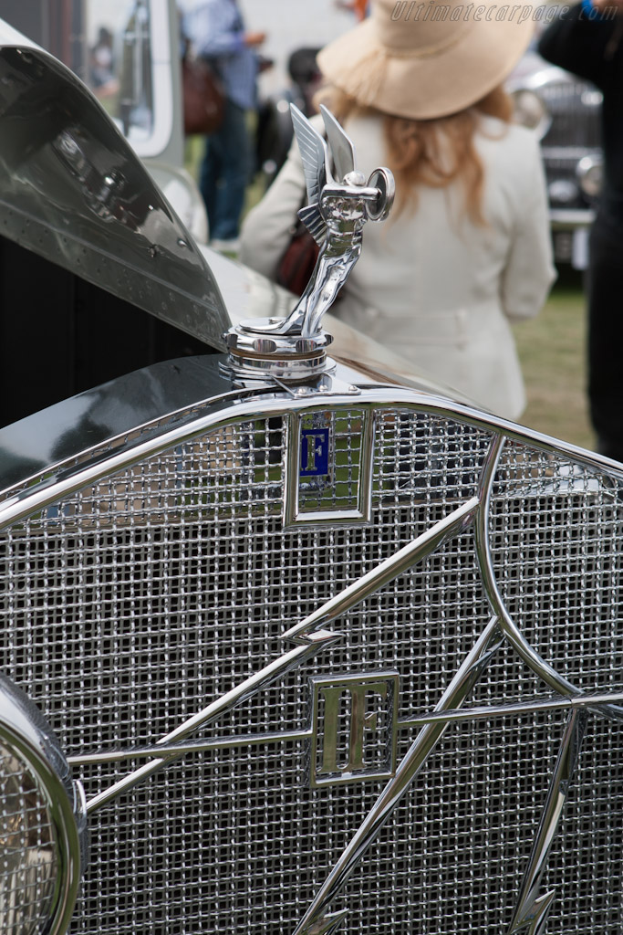Isotta Fraschini 8A S Castagna Cabriolet - Chassis: 1581   - 2009 Pebble Beach Concours d'Elegance