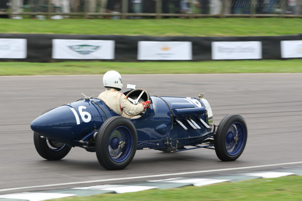 Delage Bequet Special - Chassis: 1   - 2007 Goodwood Revival