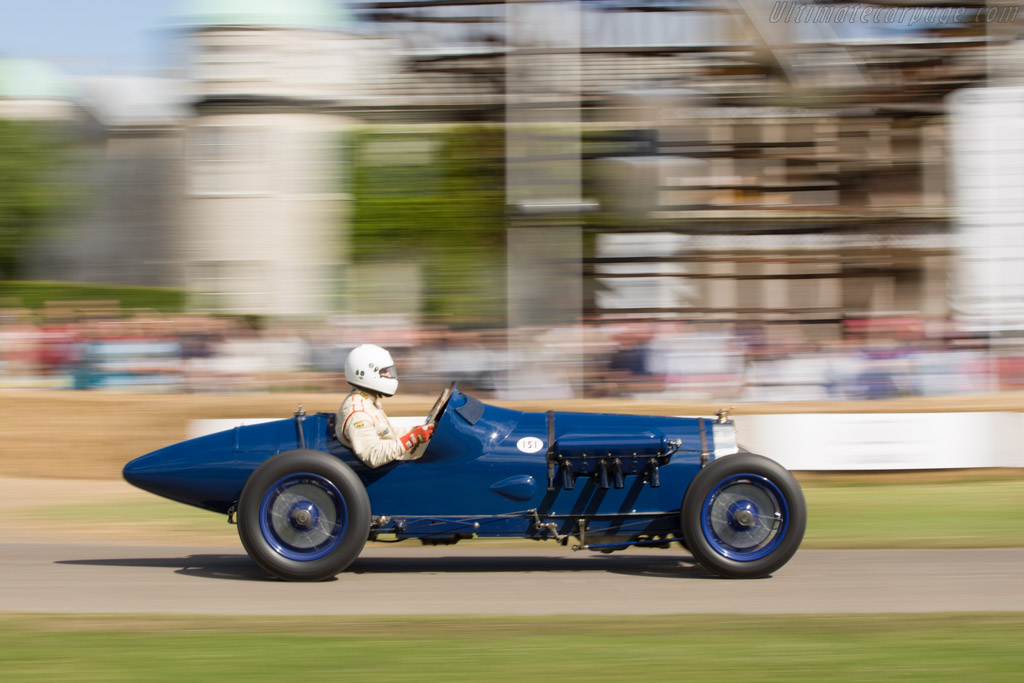 Delage Bequet Special - Chassis: 1   - 2008 Goodwood Festival of Speed