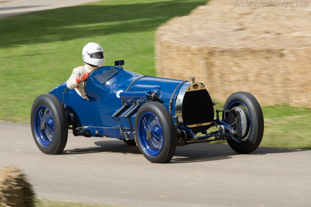 Click here to open the Delage Bequet Special gallery
