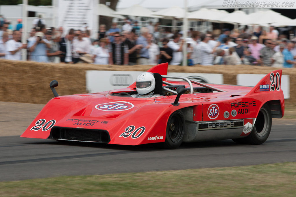 Porsche 917/10 - Chassis: 917/10-002   - 2009 Goodwood Festival of Speed