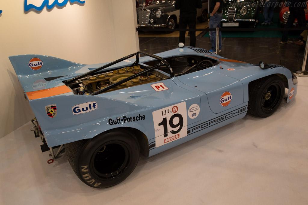 Porsche 917/10 - Chassis: 917/10-001   - 2015 Techno Classica