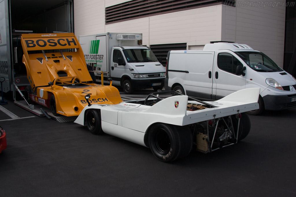 Porsche 917/10 - Chassis: 917/10-002   - 2013 Dix Mille Tours