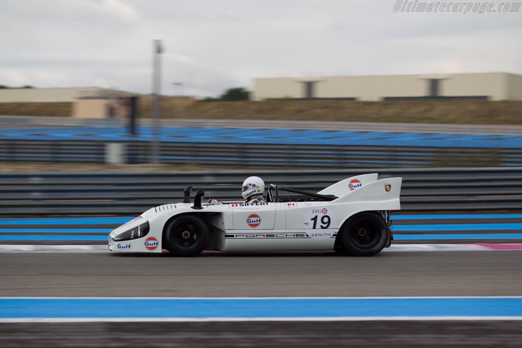 Porsche 917 10 Chassis 917 10 002 2015 Dix Mille Tours