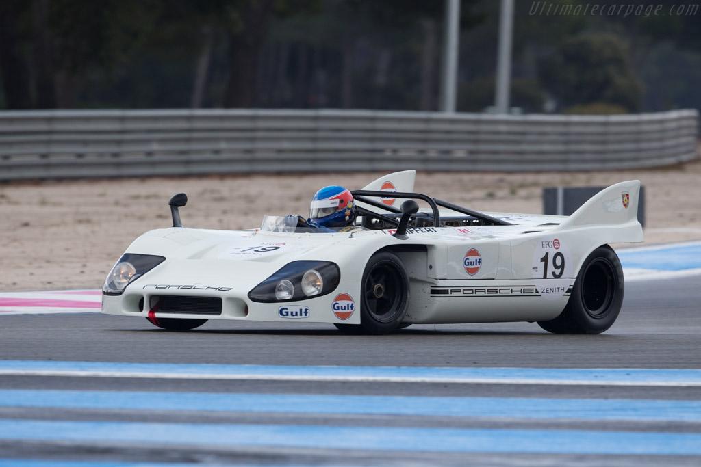 Porsche 917/10 - Chassis: 917/10-002   - 2015 Dix Mille Tours
